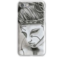 Oblivion drawing iPhone Case/Skin