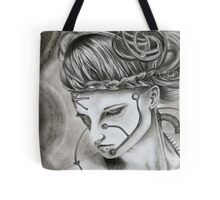 Oblivion drawing Tote Bag
