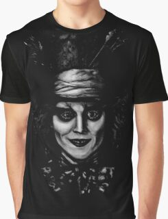 The Hatter  Graphic T-Shirt