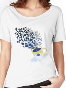 Humming_Tunes Women's Relaxed Fit T-Shirt