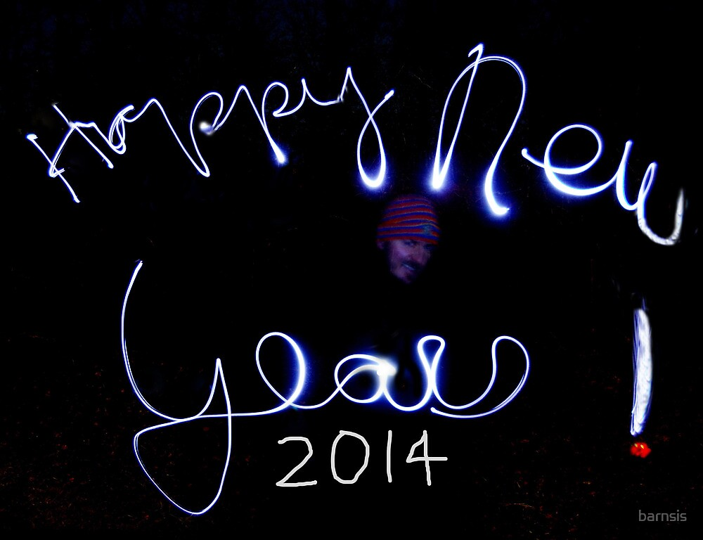 Happy New Year 2014 !!!!!!!!!!!!!!!!!!! by barnsis