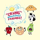 """""""Crying"""" Breakfast Friends! // Steven Universe by hocapontas"""