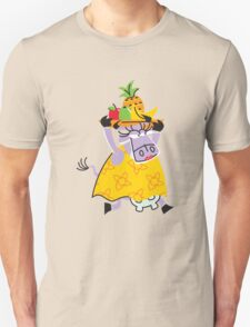 Cool Cow Buying Fruits!!! T-Shirt