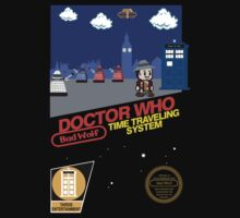Doctor Who - NES by innercoma
