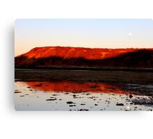 Reflections of our Red Earth Canvas Print