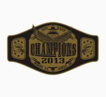 NFC East Championship Belt T-Shirt