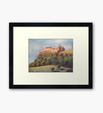 Stirling Castle Framed Print