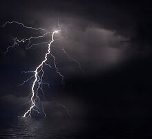 Storm Cell  by KeepsakesPhotography Michael Rowley