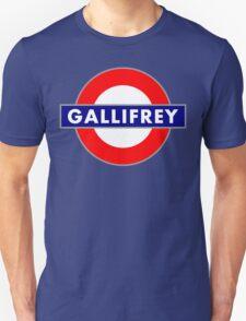 GALLIFREY METRO T-Shirt