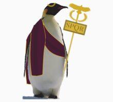 Emperor Penguin Baby Tee