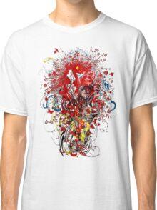 China_Marble Classic T-Shirt