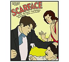 Scarface 1932 Movie Poster Photographic Print