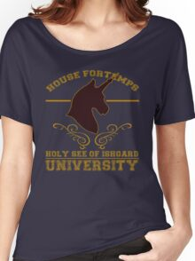 House Fortemps University Women's Relaxed Fit T-Shirt