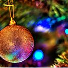 Christmas Bauble by SteveHphotos