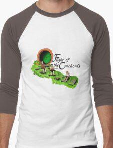 Fellowship of the Conchords Men's Baseball ¾ T-Shirt