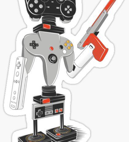 ControlBot4000 Sticker