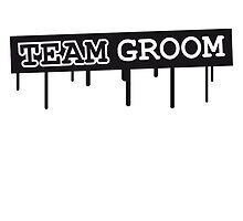 Team Groom Graffiti Design by Style-O-Mat
