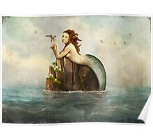 Sea Breeze Poster