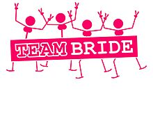 Team Bride Party Crew by Style-O-Mat