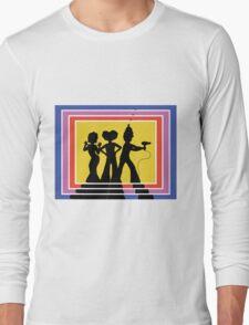 Priscilla's Angels Long Sleeve T-Shirt