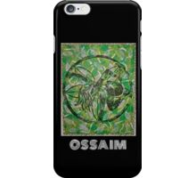 Ossaim, Orixa of herbal medicine iPhone Case/Skin