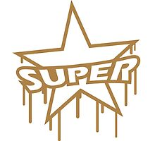 Super Star Graffiti by Style-O-Mat