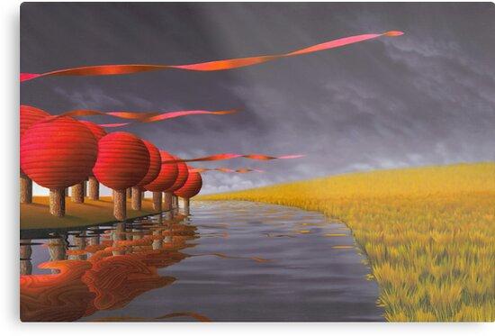 Tilia ora by Patricia Van Lubeck
