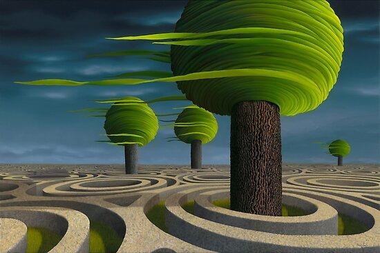 Tilia arbora by Patricia Van Lubeck