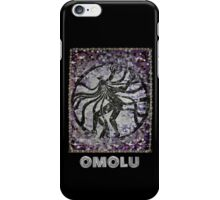 Omolu, Orixa of sickness and health iPhone Case/Skin