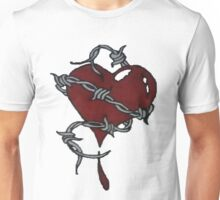 Protected Heart. Unisex T-Shirt