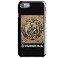 Orunmila, Orixa of divination iPhone Case/Skin