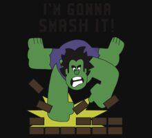 Smash-It Banner Kids Tee