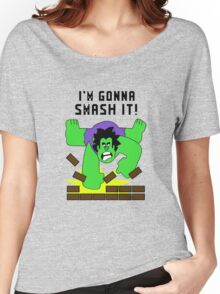 Smash-It Banner Women's Relaxed Fit T-Shirt