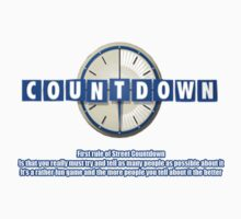 The first rule of street countdown by Castiel Flores
