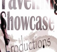 Travelling Showcase Productions Sticker