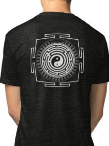 YINGYANG_LABRYNTH_MANTRA_2014 Tri-blend T-Shirt