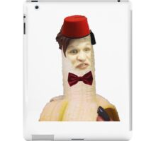 Banana Matt Smith iPad Case/Skin