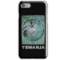 Yemanja, Orixa of the ocean iPhone Case/Skin