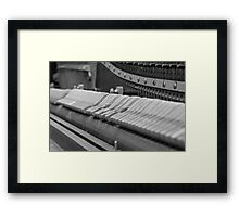 Music To The Ears Framed Print