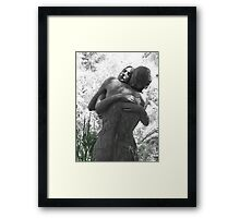 Mutual Adoration - Happy New Year to my Beautiful Friends on RedBubble! Framed Print