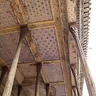 40 Column Palace, Esfahan, Iran by Jane McDougall
