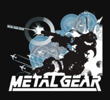 Metal Gear by DANT art