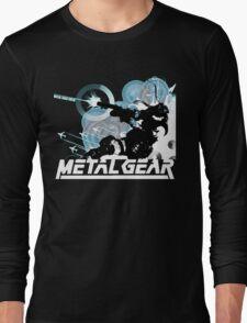 Metal Gear Long Sleeve T-Shirt