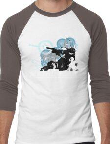 Metal Gear Men's Baseball ¾ T-Shirt