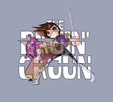 The Ragin' Cajun (Gambit, Slate, iPad Case) by BasiliskOnline