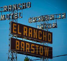 El Rancho, Barstow by Patito49