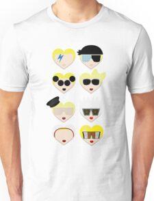 I Heart Gaga - The Fame Edition Unisex T-Shirt