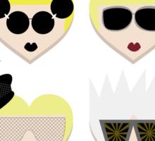 I Heart Gaga - The Fame Edition Sticker