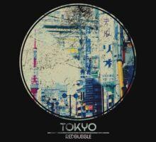 Tokyo worn by mattlogan