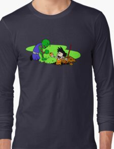 There're DragonBalls Everywhere Long Sleeve T-Shirt